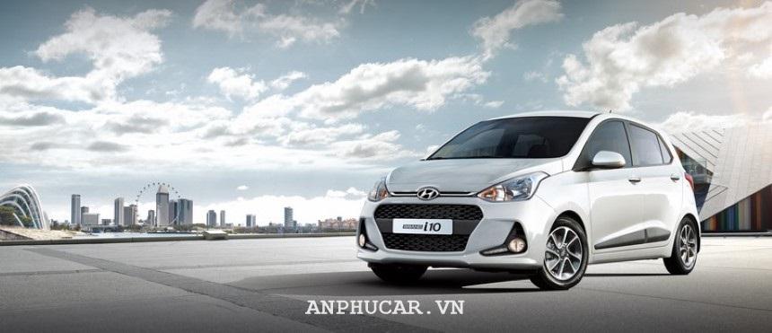 Hyundai Grand i10 2020 trả góp