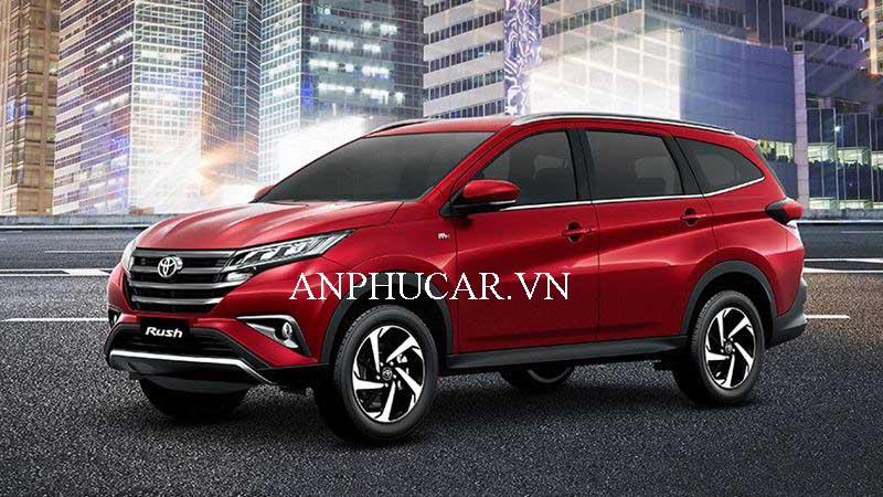 Khuyến mãi mua xe Toyota Rush 2020