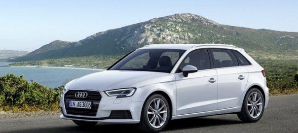 Audi A3 2020 giá lăn bánh