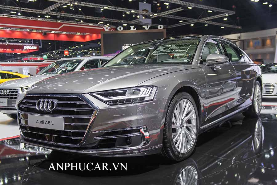 Audi A8 2020 giá xe