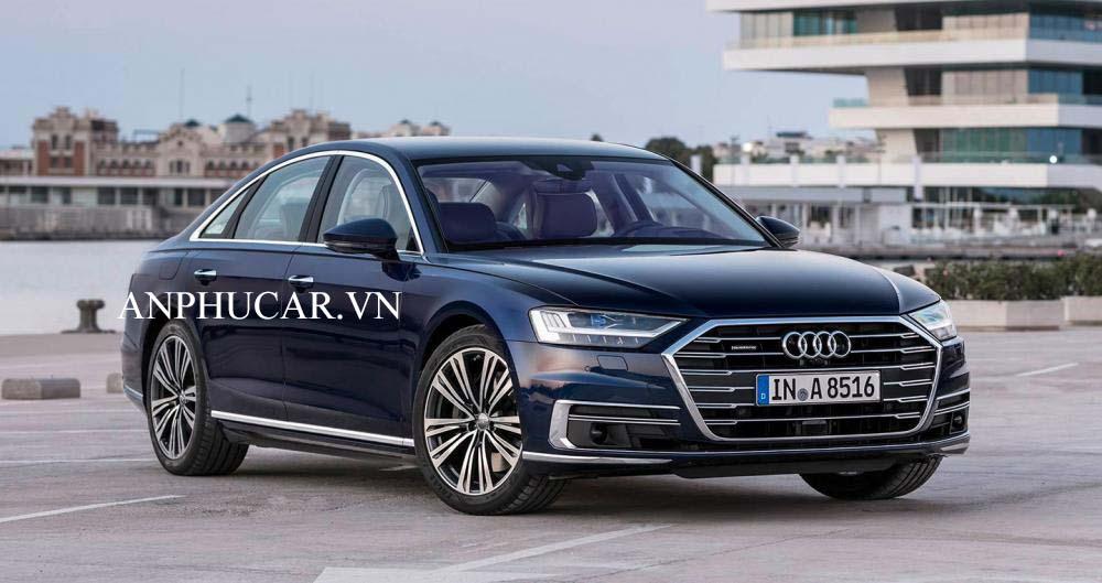 Audi A8 2020 giá lăn bánh