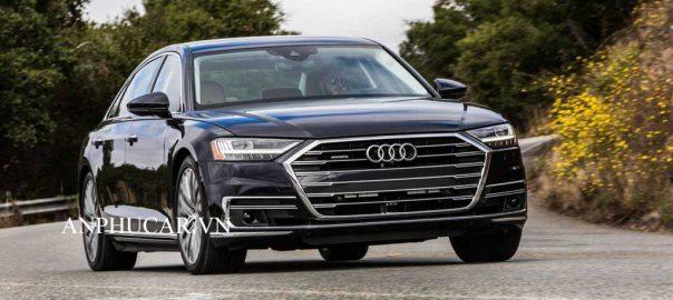 Đánh giá xe Audi A8 2020 siêu xe mang đến tốc độ cao