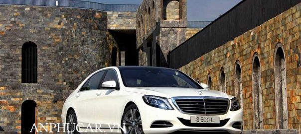 Xe Mercedes S500L 2017 giá bao nhiêu?