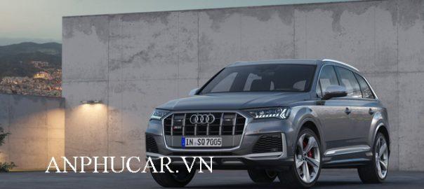Audi SQ7 2020 – thành công nối tiếp thành công của hãng Audi