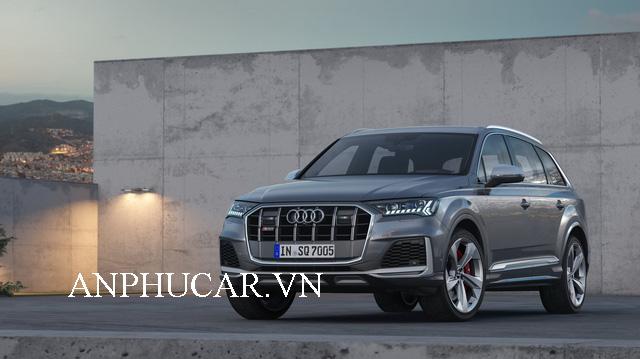 Khuyến mãi đặc biệt Audi SQ7 2020