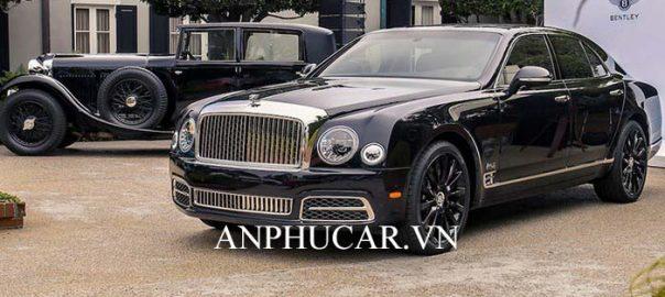 Bentley Mulsanne Extended Wheelbase 2020 xe sang hấp dẫn