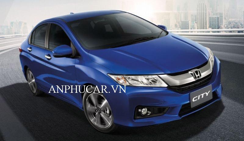 Giá Honda City 1.5L CVT 2020 bao nhiêu?
