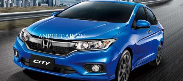 Đánh giá chi tiết xe Honda City 1.5L CVT 2020  giá lăn bánh