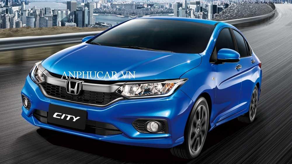 Giá Honda City 1.5L CVT 2020 khuyến mãi