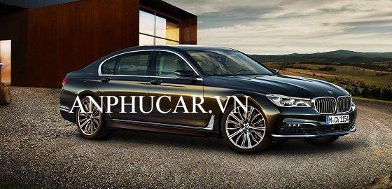 BMW 740Li 2020 giá lăn bánh