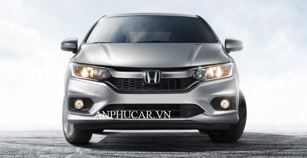 Giá Honda City 1.5L CVT 2020 ưu đãi khủng