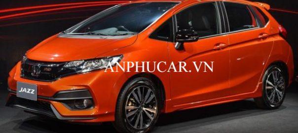 Honda Jazz 2020 dòng xe giá rẻ linh hoạt dành cho khách hàng đô thị