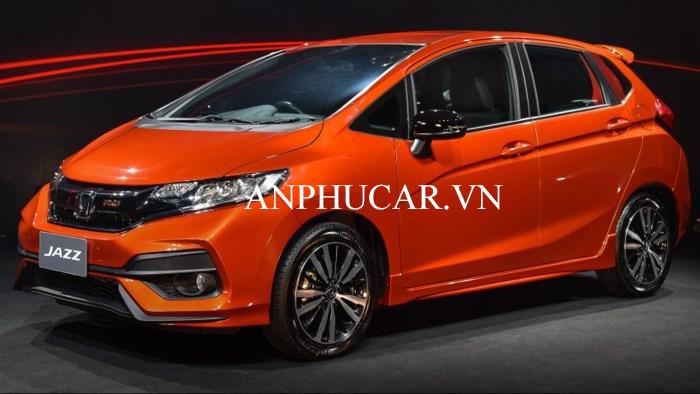 Honda Jazz 2020 khuyến mãi