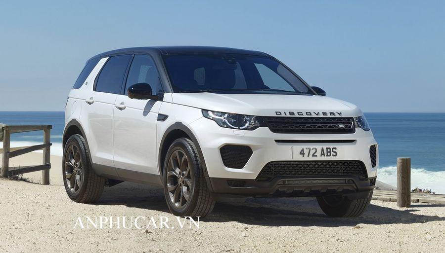 Land Rover Discovery 2020 giá lăn bánh