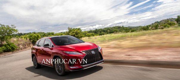 Giá xe Lexus RX 350 2020