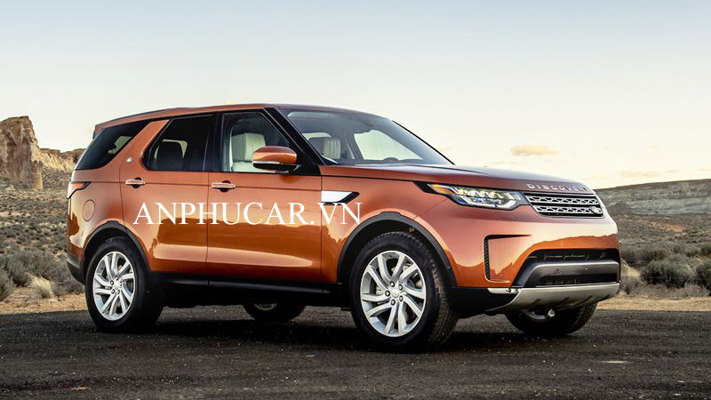 Land Rover Discovery 2020 khuyến mãi