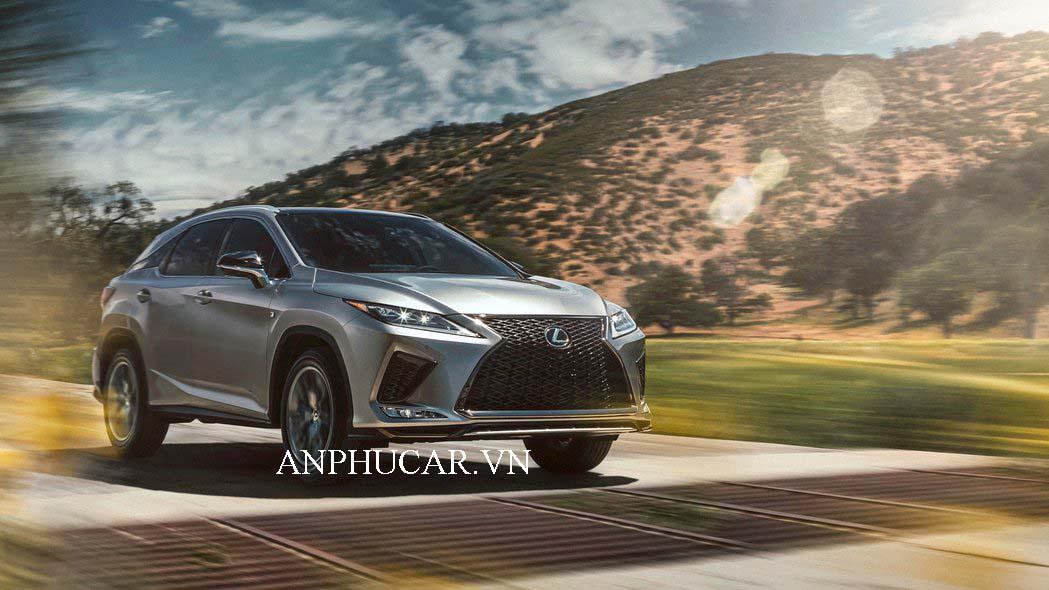 Khuyến mãi mua xe Lexus RX 350 2020