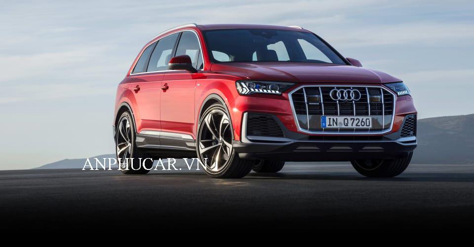 Giá lăn bánh Audi SQ7 2020 hấp dẫn
