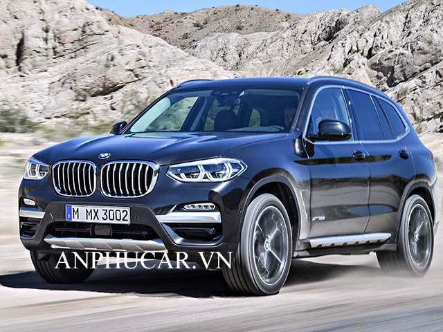 BMW X3 2020 khuyến mãi