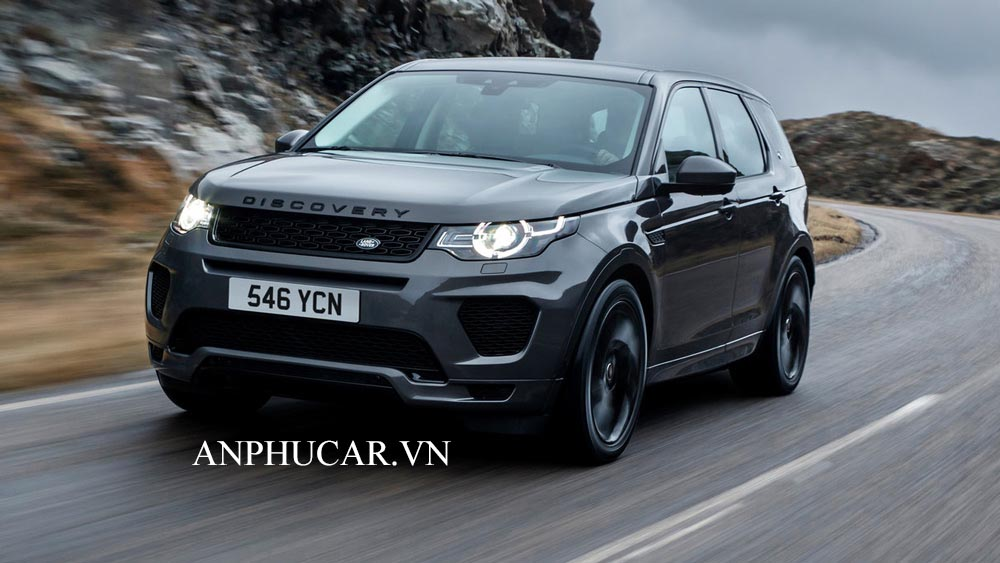 Land Rover Discovery 2020 giá xe
