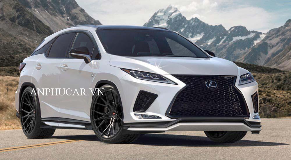Giá lăn bánh Lexus RX 350 2020