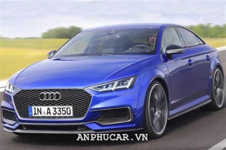 Gia xe Audi A3 2020