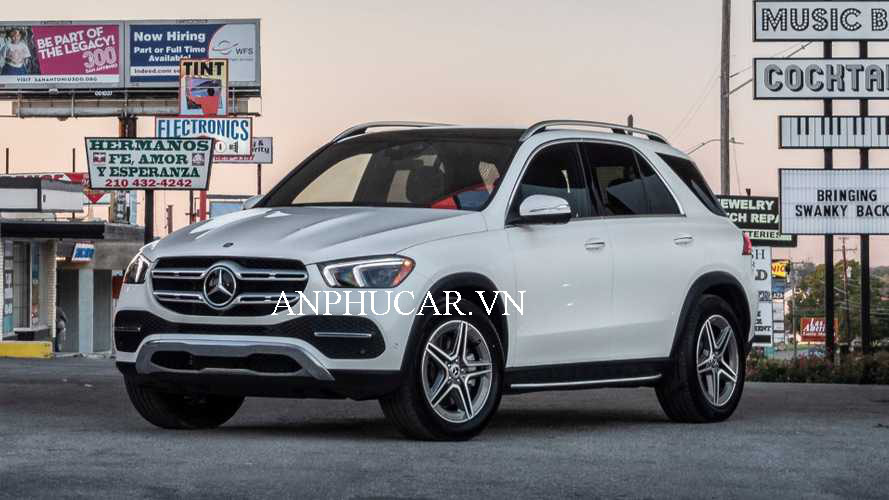Khuyến mãi hấp dẫn Mercedes GLE 2020