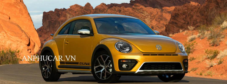 Khuyến mãi mua xe Volkswagen Beetle Dune 2020
