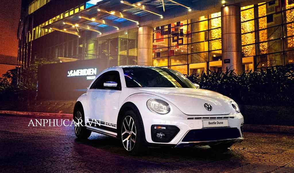 Giá lăn bánh Volkswagen Beetle Dune 2020