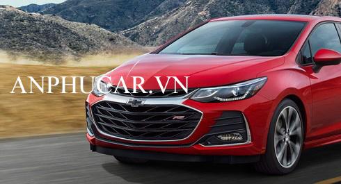 Chevrolet Cruze 2020 giá lăn bánh