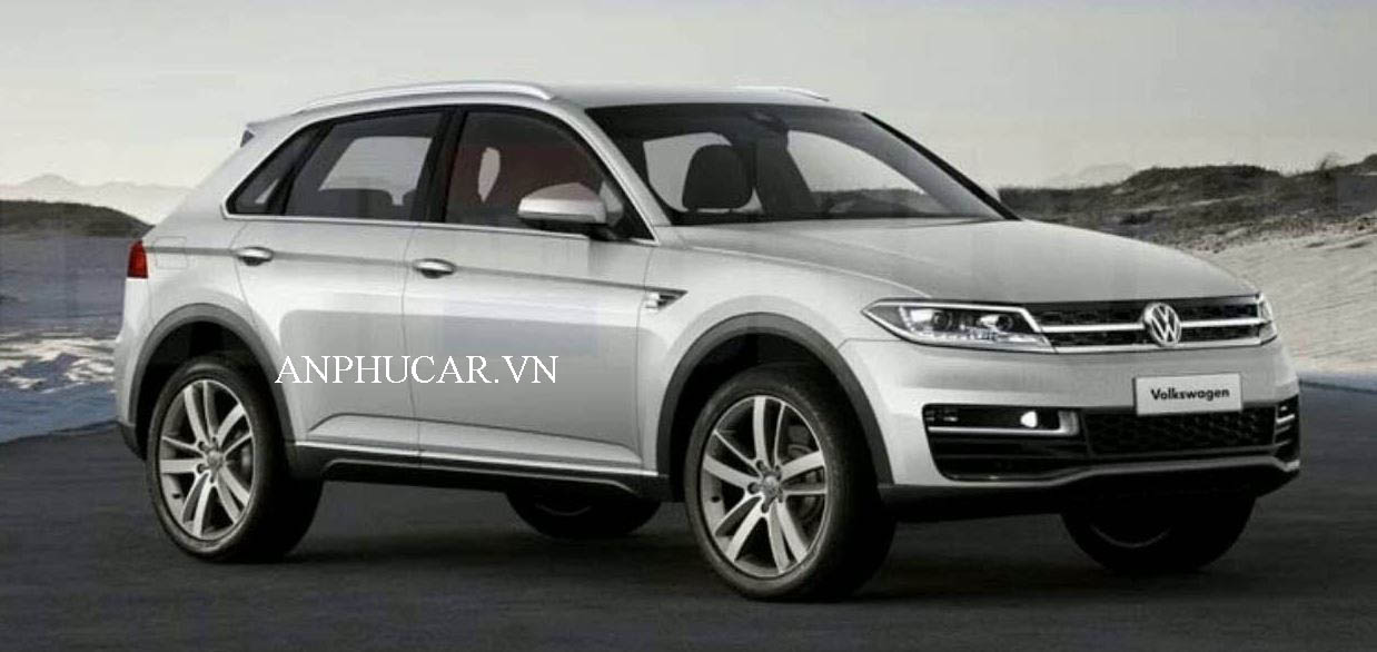 Giá xe Volkswagen Tiguan thế hệ 2020
