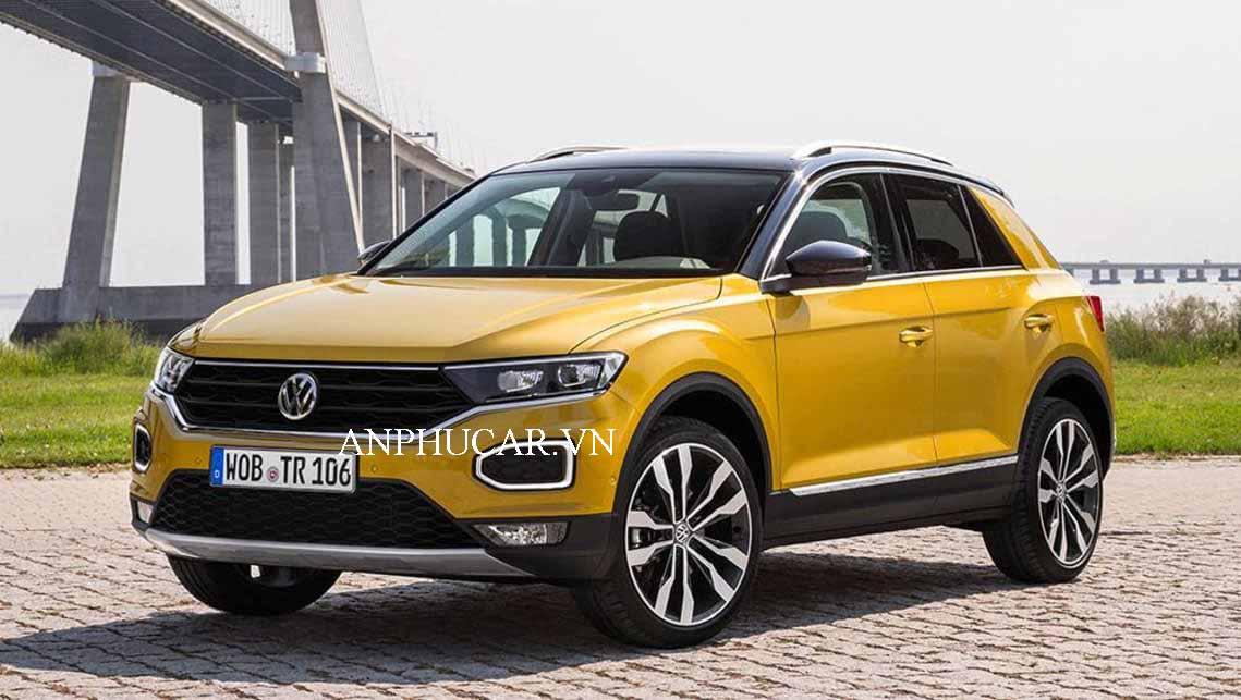 Giá lăn bánh Volkswagen Tiguan thế hệ 2020