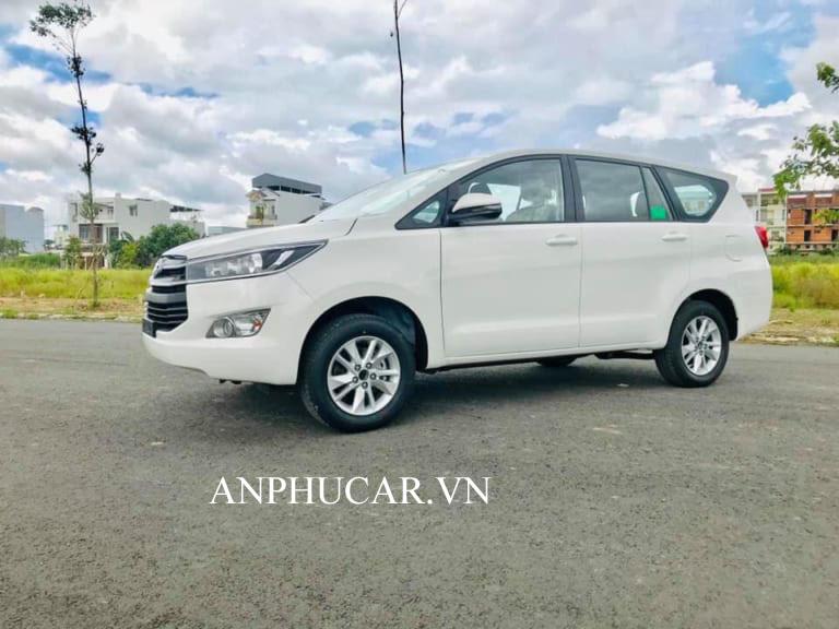 Toyota Innova 2020 khuyến mãi mua xe
