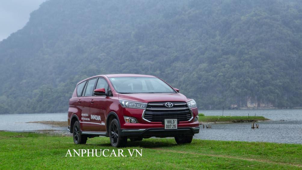 Toyota Innova 2020 giá lăn bánh
