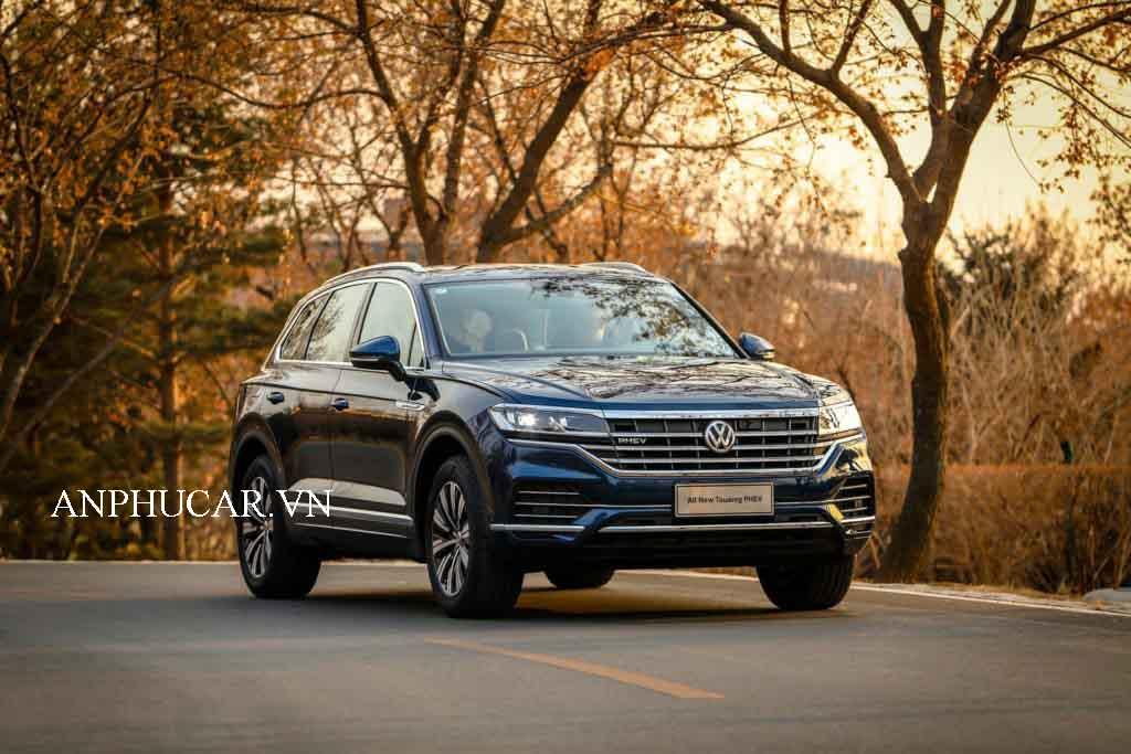Giá lăn bánh Volkswagen Touareg thế hệ 2020