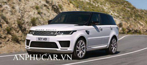 Đánh giá chi tiết về dòng xe Range Rover Sport 2020