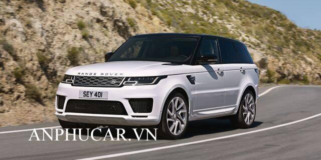 Range Rover Sport 2020 giá xe