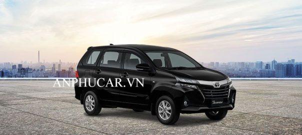 Toyata Avanza 2020 khuyến mãi mua xe