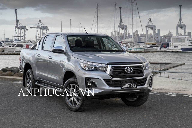 Khuyến mãi Xe Toyota Hilux