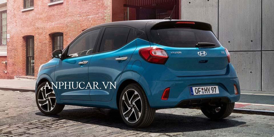 Giá xe Hyundai i10 2020