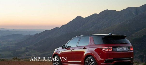 Đánh giá chi tiết dòng xe Land Rover Discovery 2020