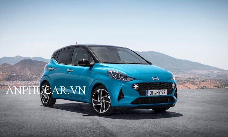 Giá lăn bánh Hyundai i10 2020 hấp dẫn