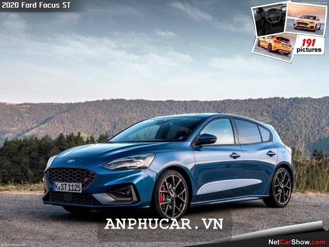 Ford Focus 2020 Gia Ban