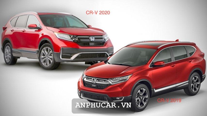 Honda CR-V 2020 Dau Xe