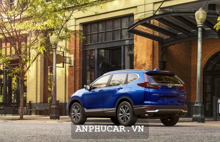 Honda CR-V 2020 Duoi Xe