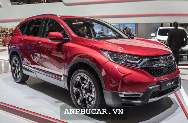 Honda CR-V 2020 Ngoai That