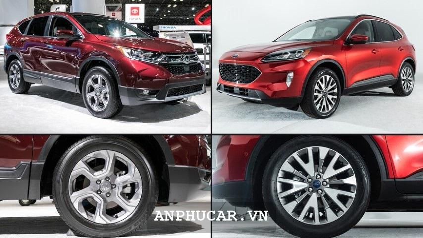 Honda CR-V 2020 So Sanh