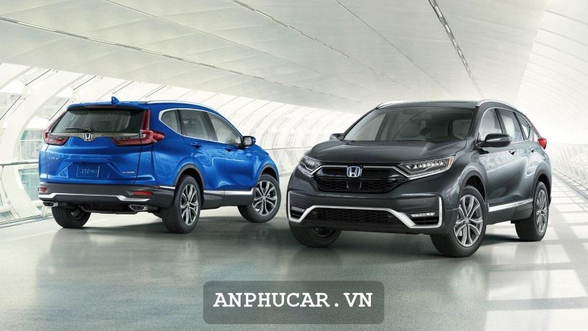 Honda CR-V 2020 Than Xe