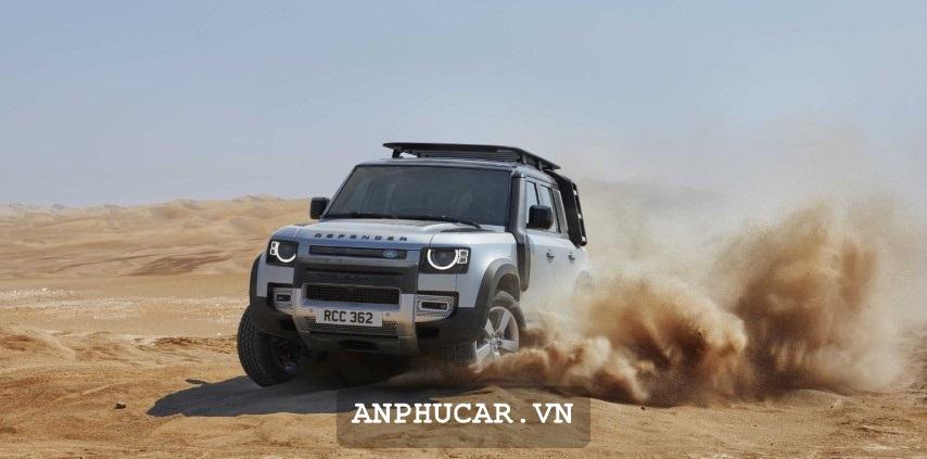 Land Rover Defender 2020 Gia Ban