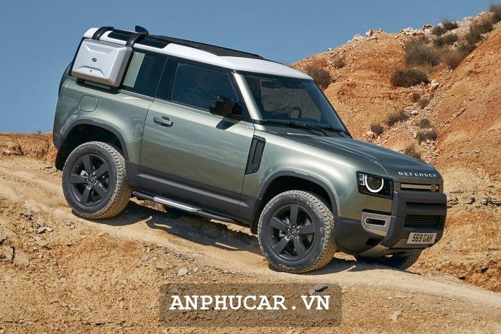 Land Rover Defender 2020 Gia Xe